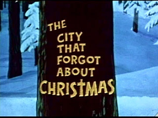 The City That Forgot About Christmas