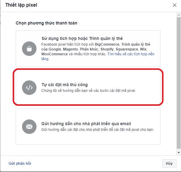 Theo Dõi Chuyên Đổi Trong Quảng Cáo Facebook (Conversion Tracking) 4
