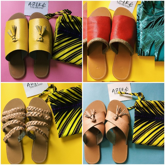 handmade slippers in Nigeria