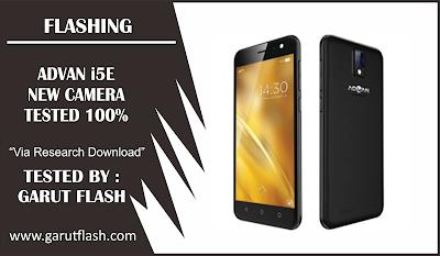 Firmware dan Cara Flash Advan i5E New Camera Tested 100%