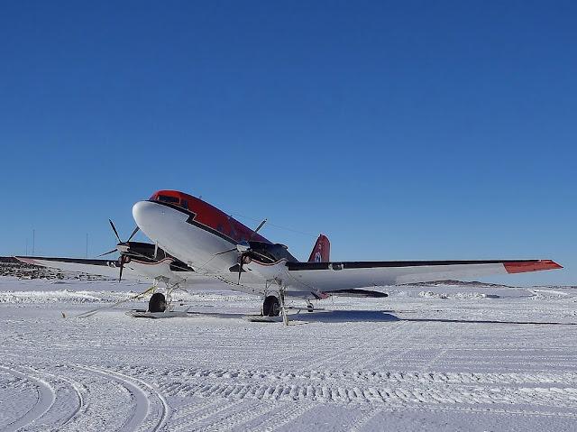 Resultado de imagen para Basler BT-67 + antarctic