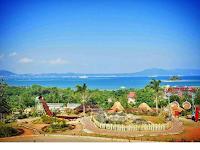 Villa Gardenia Lampung, Wisata Alam Murah Meriah Dengan View Pantai Lampung