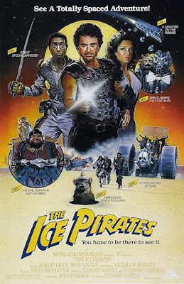 The Ice Pirates 1984 movie poster