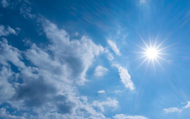 Λιακάδα και άνοδος της θερμοκρασίας το Σαββατοκύριακο