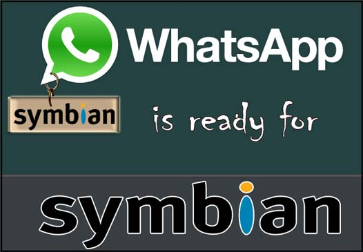 WhatsApp for symbian phones nokia samsung sony erricson