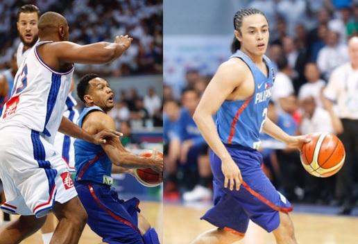 Jayson Castro and Terrence Romeo led Gilas Pilipinas