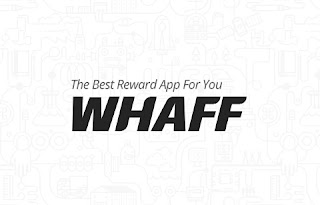 Software Penghasil Dolar WHAFF Reward Di Android