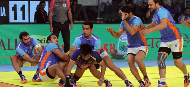 Asian Games 2018: Indian men's kabaddi team wins bronze medal