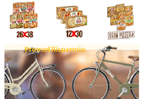 Logo Italpizza 2019 : gioca e vinci 50 biciclette Velomarche