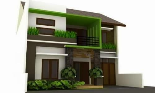 Model Rumah Minimalis Type 78  model rumah minimalis sederhana december 2013