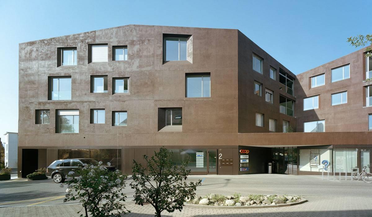 a f a s i a Buchner Brndler architekten