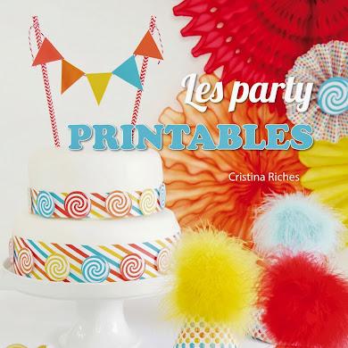Mon Livre | Les Party Printables