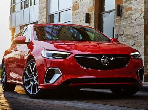 harga mobil buick Regal GS spec dan review image