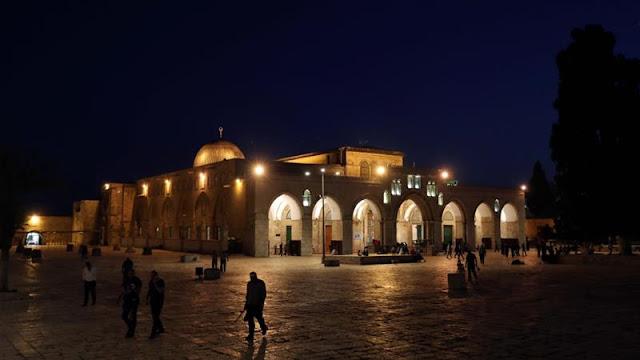 3 Fakta Al Quds Kenapa Begitu Penting Bagi Umat Muslim