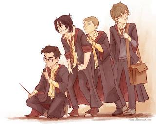Os Marotos - J.K.Rowling