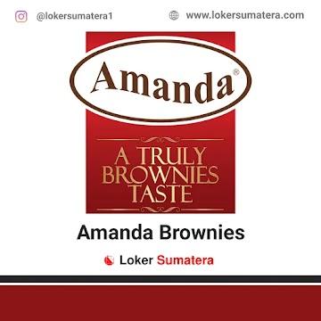 Lowongan Kerja Palembang: Amanda Brownies Juni 2021