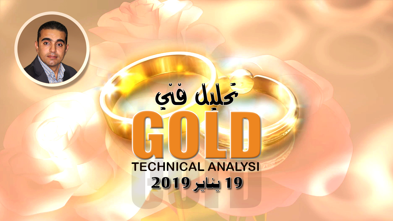 هبوط الذهب من مستوى 1298 هبوط سليم، كما كان الصعود له صعود سليم، كما يتضح في هذا التقرير.