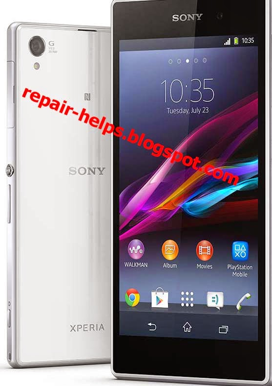 Sony Xperia Z1 firmware KitKat Android 4 4 2 How To Install | hard
