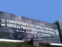 PENDAFTARAN MAHASISWA BARU (STKS-BANDUNG) 2021-2022