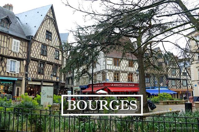 Bourges y su impresionante catedral gótica