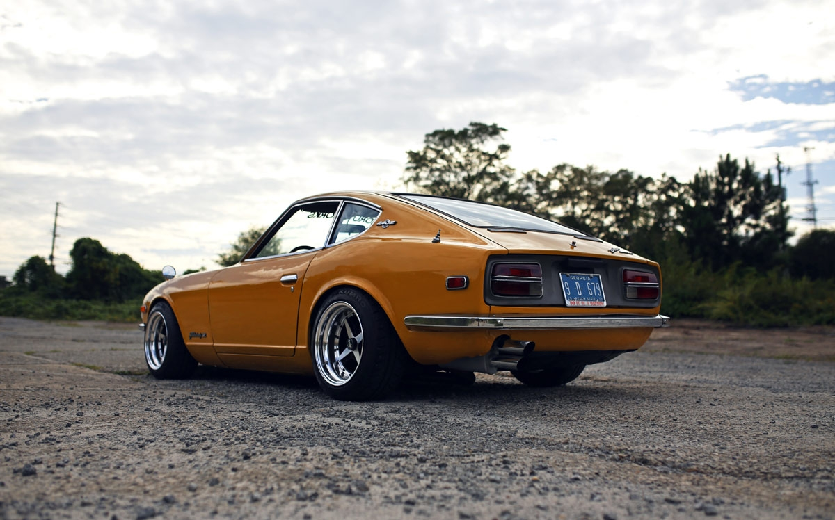 Royal Cheese: always want: 1970 Datsun 240Z