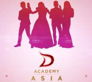 Yang Tersenggol D'Academy Asia 3