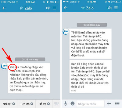Hướng dẫn cách đăng nhập Zalo trên máy tính không cần quét mã QR