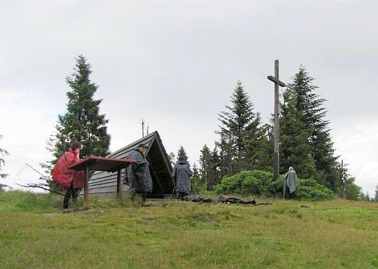 Leskowiec (922 m n.p.m.).