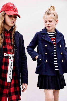 LEFTIES KIDS COLLECTION AUTUMN/WINTER'18 ALONG FOR THE RIDE & COUNTRY GANGS
