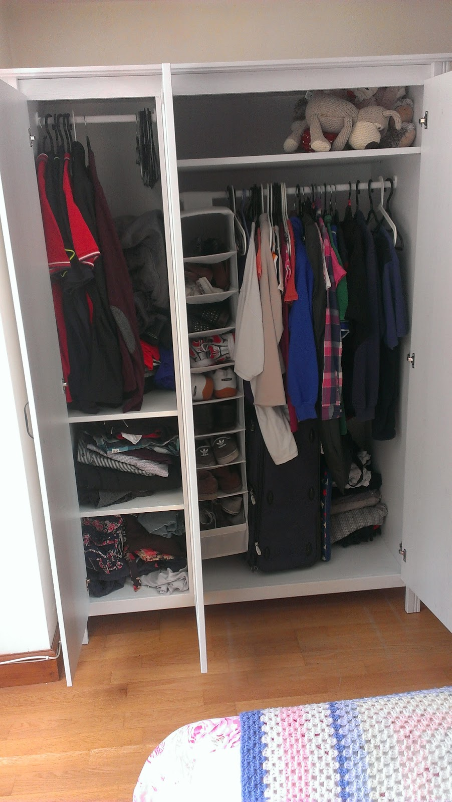 Brusali Wardrobe Hannah S Southsea Furnishing Our Flat Reviews