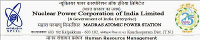 NPCIL Previous Question Papers PDF