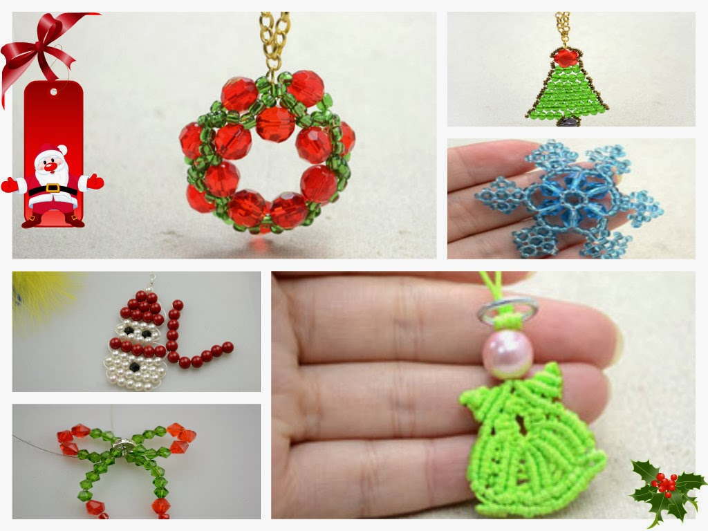 Enrhedando manualidades - Como hacer cosas para navidad ...