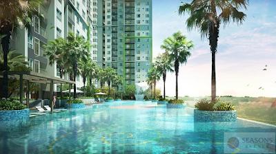 Phối cảnh dự án Season Avenue Mỗ Lao