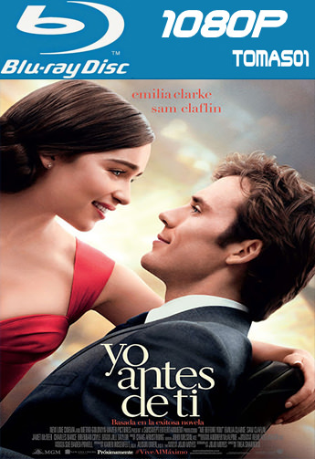 Me Before You (Yo antes de ti) (2016) BRRip 1080p