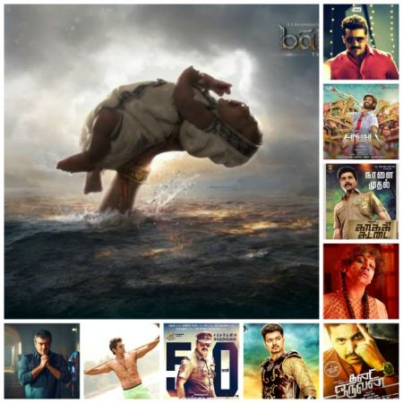 Top 10 Tollywood Tamil (Highest Grossing) Movies of 2018 - 2019 at Box Office Collection wiki, koimoi, imdb, 2018 - 2019 Tamil movie hit, flop