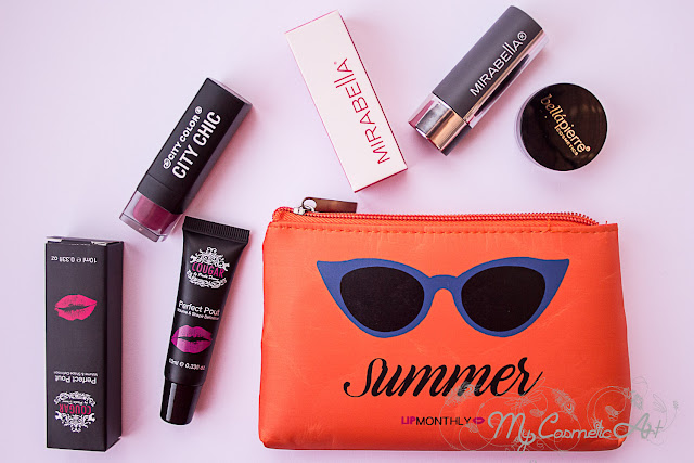 Lip Monthly de julio de 2016