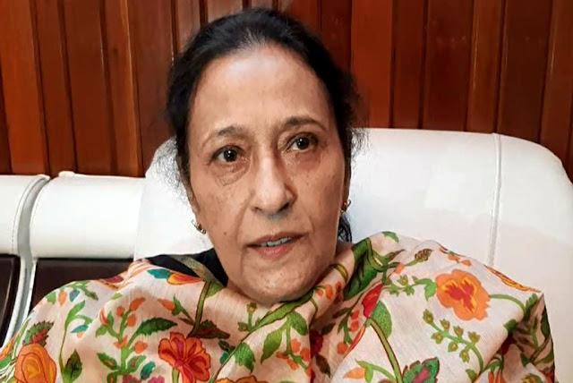 उपचुनाव में आजम खान की पत्नी तंजीम बनीं सपा प्रत्याशी - newsonfloor.com