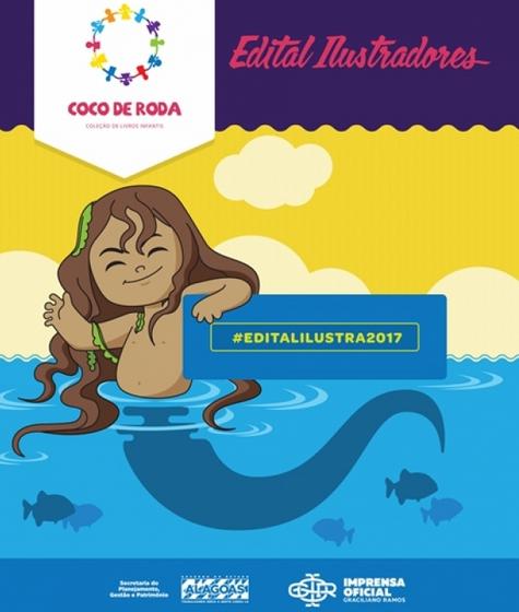 Imprensa Oficial lança edital para selecionar ilustradores para a Coleção Coco de Roda