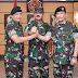 Panglima TNI Pimpin Acara Sertijab Kapuspen TNI