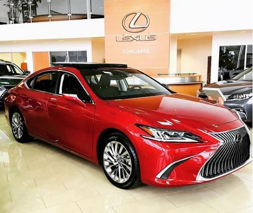 Harga Mobil Lexus ES Terbaru
