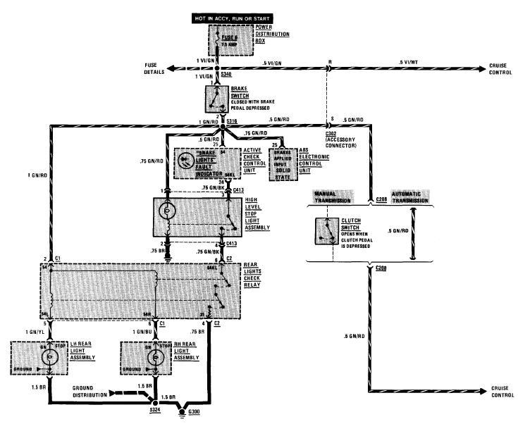 Bmw 325i Plug Wiring Diagram, Bmw, Free Engine Image For User Manual Download