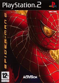 Spider Man 2 PAL PS2
