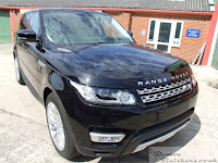 Range Rover Sport - New Car Protection Package