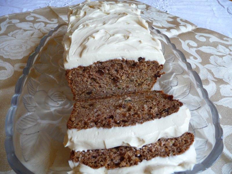 Carrot Cake Loaf All Recipes: SPLENDID LOW-CARBING BY JENNIFER ELOFF: ZUCCHINI CARROT