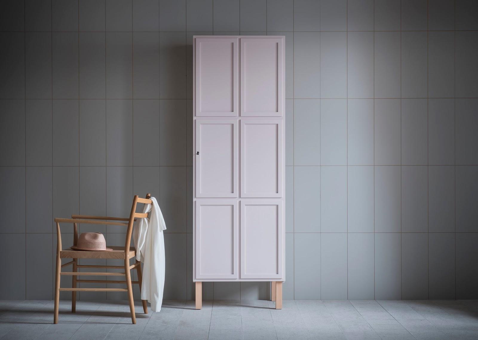 Pinch design wardrobe