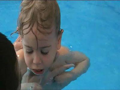 Logopeda en el agua