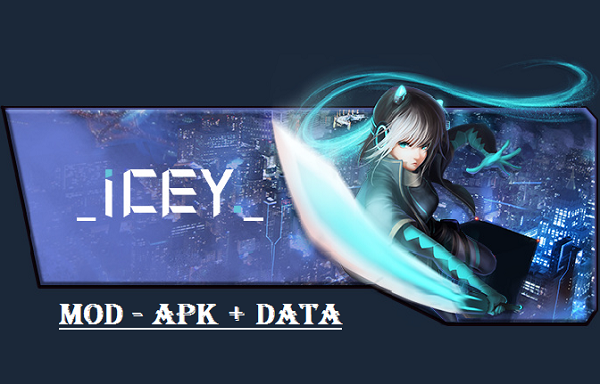 Download ICEY Apk Mega Mods + Data Game
