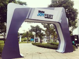 Joyfest BMW diễn ra ở Sala Quận 2