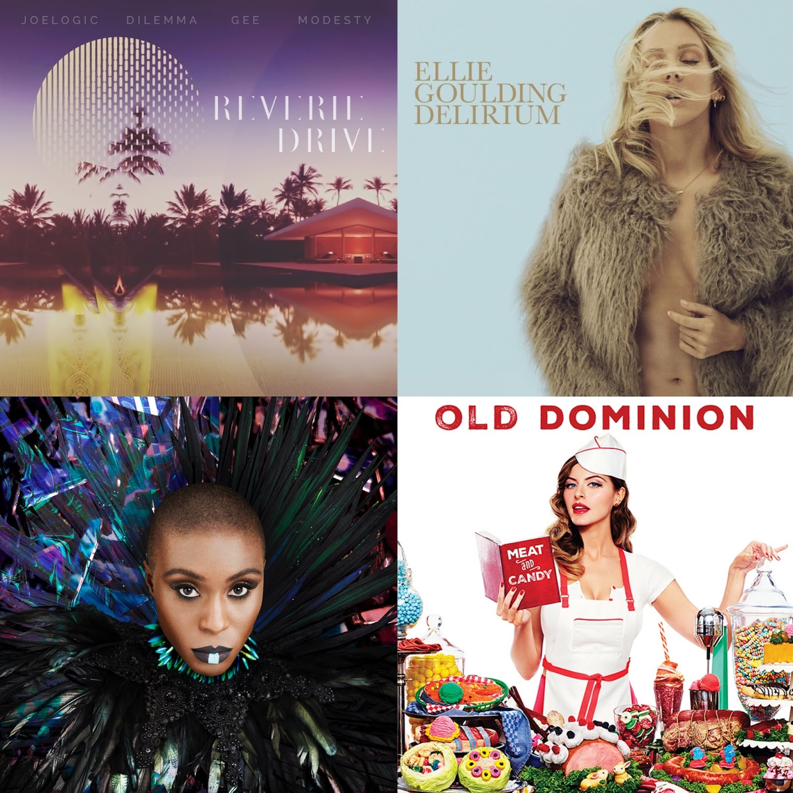 What I've Been Listening To This Month | June
