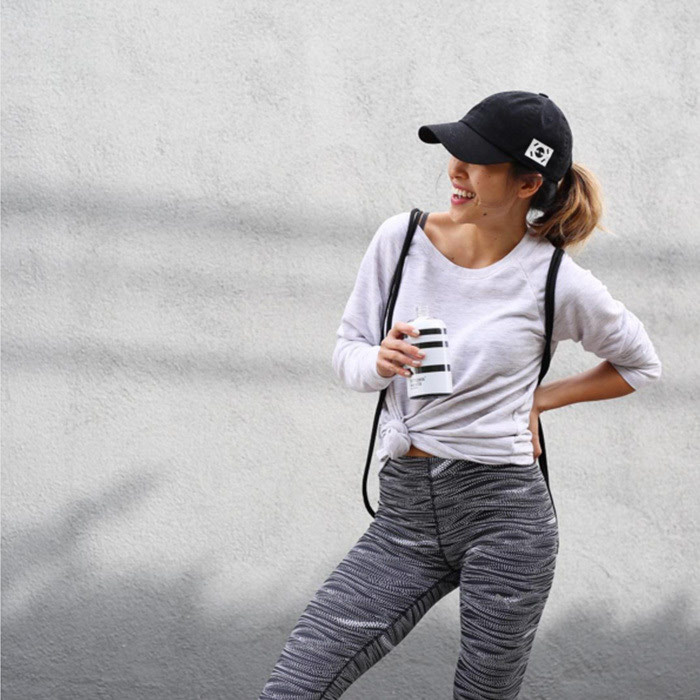 Fashion-Meets-Fitness Instagrammers Who Are Killing the Athleisure Game